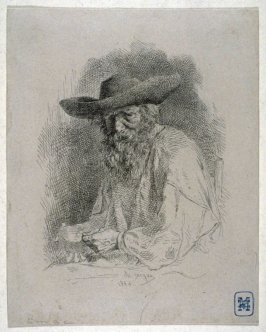 Man with a Bowl