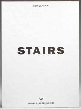 Stairs by Rein Jansma and Joost Elffers (Joost Elffers Books: 1982, republished Hong Kong: Stewart, Tabori and Chang, 1999)