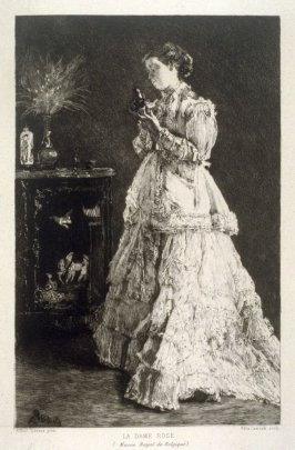 La dame Rose, published in L'Art