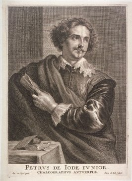 Pieter de Jode II, from The Iconography