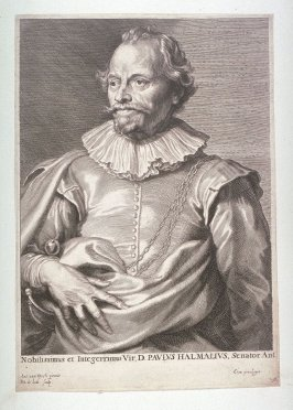 Paulus van Hamale, from The Iconography
