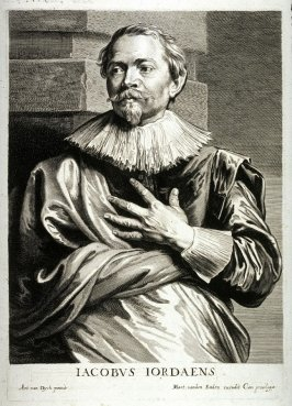 Jacob Jordaens, from The Iconography
