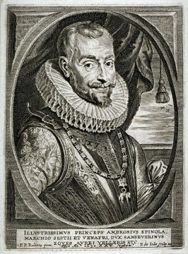 Ambrosius Spinola, Spanish General in the Netherlands