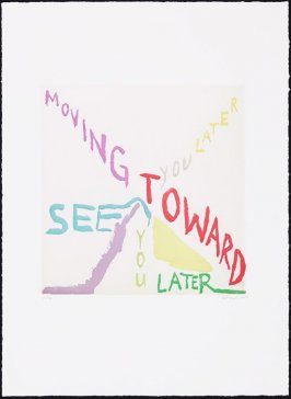 Moving Toward / See You Later