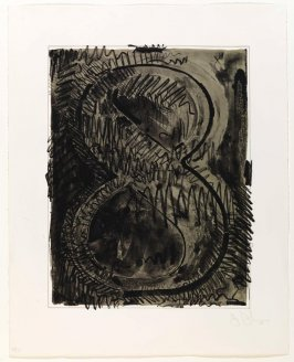 Figure 8, from the Black Numeral Series