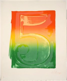 Figure 5, from the Color Numeral Series