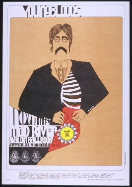 """""""Sunny Side In,"""" Youngbloods, Mad River, November 10 - 12, Avalon Ballroom"""