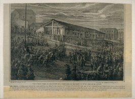 The First Trial & Execution in S. Francisco on the Night of 10th of June at 2 O'Clock