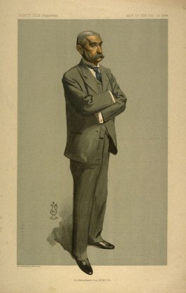 Sir Henry Austin Lee, K.C.M.G., C.B., Men of the Day No. 2294, from Vanity Fair Supplement