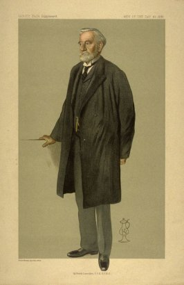 Sir Frank Lascelles, G.C.B., G.C.M.G., Men of the Day No. 2295, from Vanity Fair Supplement