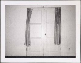 Untitled (Door no. 8), from the Hollywood Suites