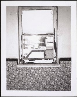 Untitled (Window no. 11), from the Hollywood Suites
