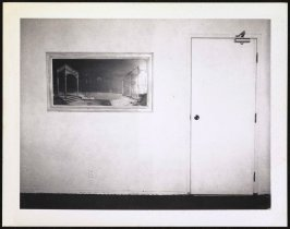 Untitled (Door no. 1), from the Hollywood Suites