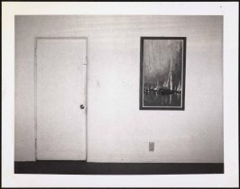 Untitled (Door no. 2), from the Hollywood Suites