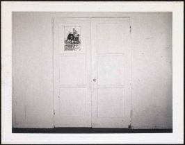 Untitled (Door no. 6), from the Hollywood Suites