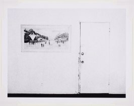 Untitled (Door no. 5), from the Hollywood Suites