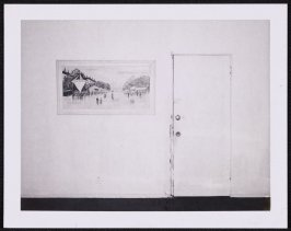 Untitled (Door no. 4), from the Hollywood Suites