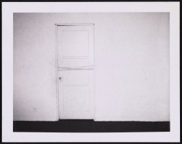 Untitled (Bound door no. 1), from the Hollywood Suites