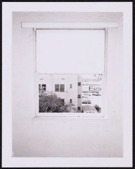 Untitled (Window no. 21 variant), from the Hollywood Suites