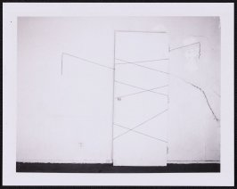 Untitled (Bound door no. 10), from the Hollywood Suites