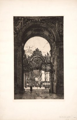 St. Michaels Gate, Vienna