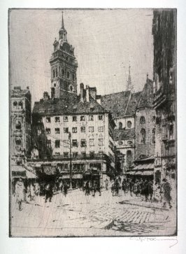 Munich, Market Place