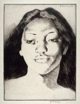 Kamalii (Head of a Girl)