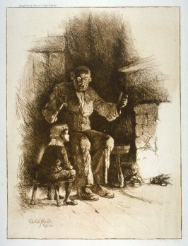 Uncle Remus and the little boy (with text)