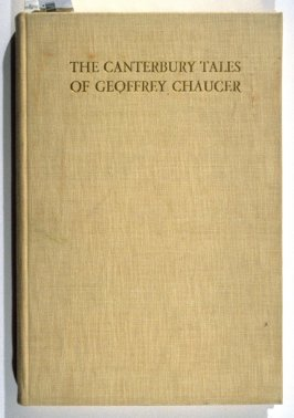 The Canterbury Tales (New York: Covici-Friede, 1930), vol. 1