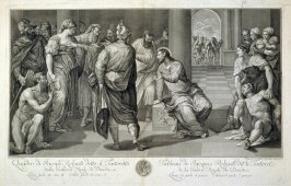 Christ and the Woman taken in Adultery