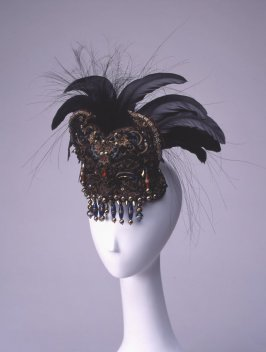 Headdress: Lucifer's Handmaiden