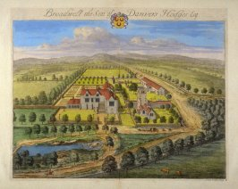 Broadwell, the Seat of Danvers Hodges, Esq.