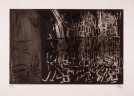 Untitled, plate 14 from the portfolio, Inventory(San Francisco: Crown Point Press, 1993)