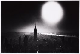 Atom Bomb Sky, New York City