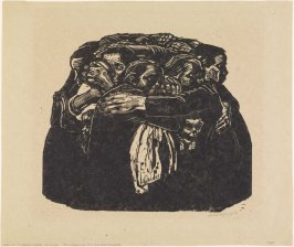 Die Mütter (The Mothers), plate 6 from the series Krieg (War)
