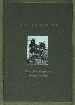 Letters from Wittgenstein, Abridged in Ghent by Paul Engelmann