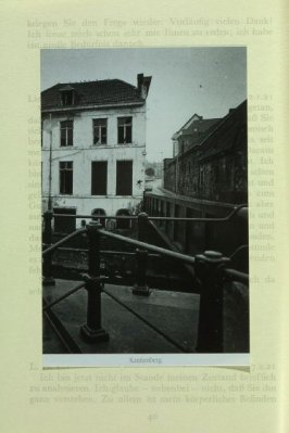 Illustration 12 in the book Letters from Wittgenstein, Abridged in Ghent