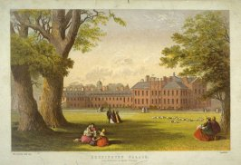 Kensington Palace, the birthplace of Queen Victoria
