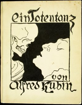Ein Totentanz von Afred Kubin. 2nd ed.( Berlin: Bruno Cassirer, [1925])