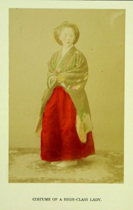 Costume of a High-Class Lady