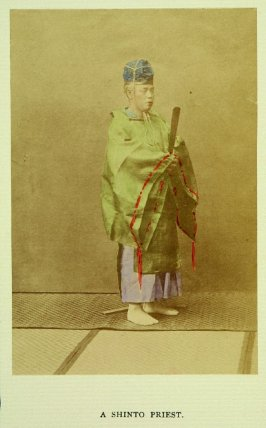 A Shinto Priest