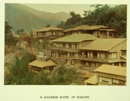 A Japanese Hotel at Hakone