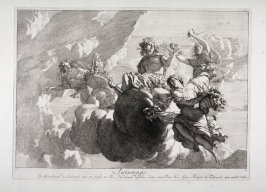 Autumn, from a set of four allegories of the seasons