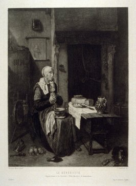 The Benediction, published in L'Art