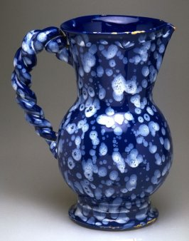 Bleu Persian Pitcher