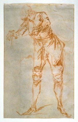 "The Skater (study for ""Winter"")"