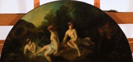 The Bathers (Baigneuses)