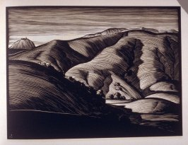 Point Sur, plate X in the book, California Hills… (Los Angeles: Bruce McCallister, 1931)