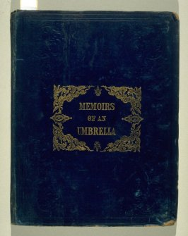 The Memoirs of an Umbrella by G. Herbert Rodwell (London: E. Mackenzie, [1848?])