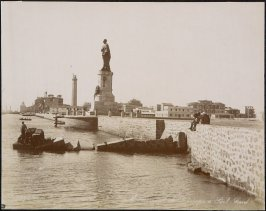 Monument de Lesseps a Port Said
